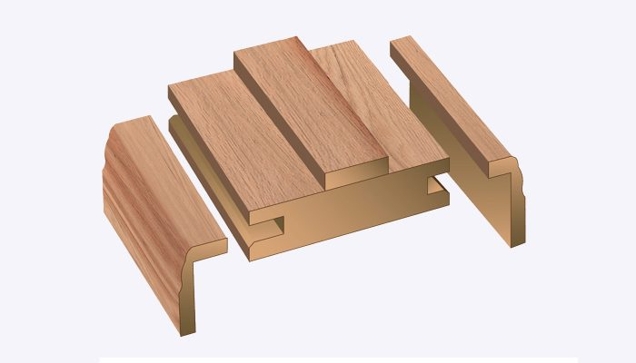 Oak Architraves