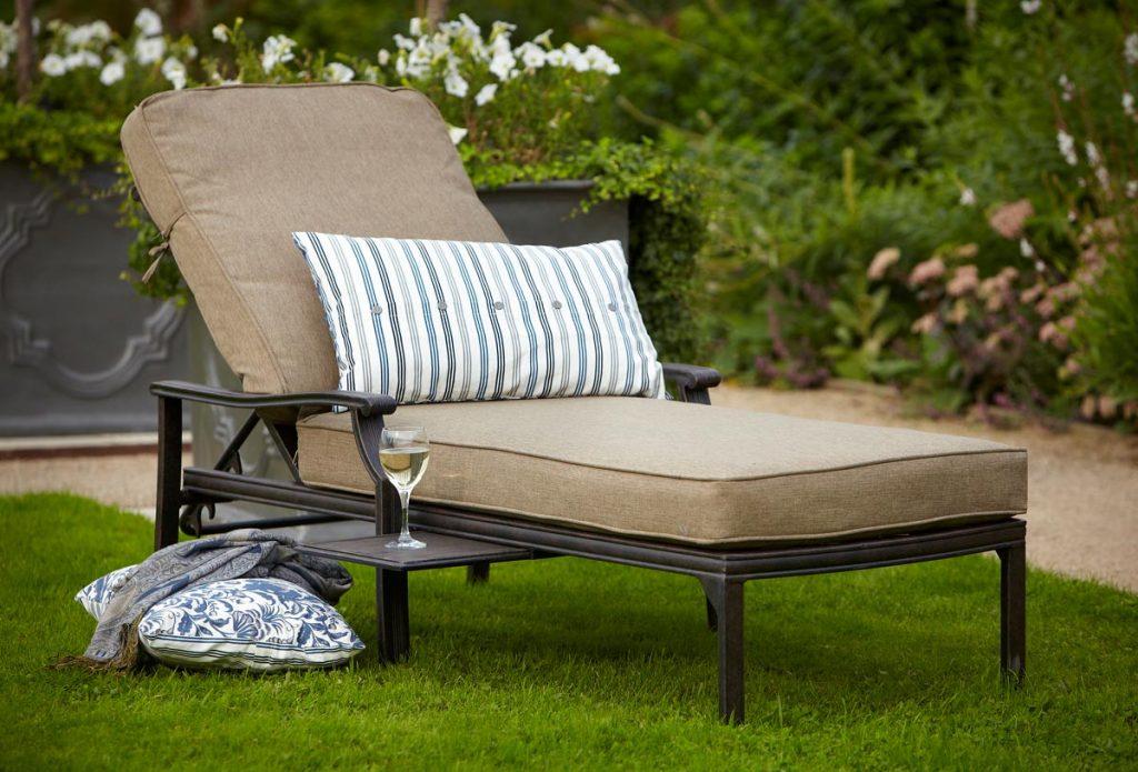 best garden sun loungers