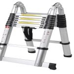 SOTECH 3.8m Telescopic Ladder