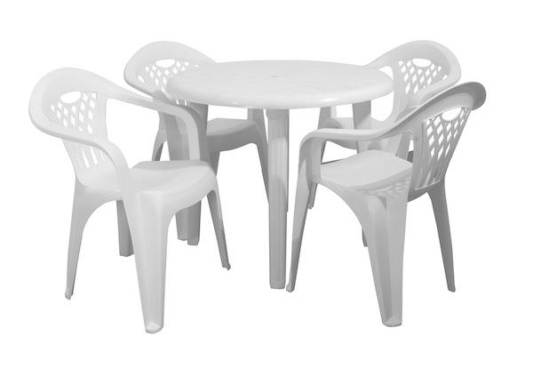 Top 10 Plastic Garden Chairs