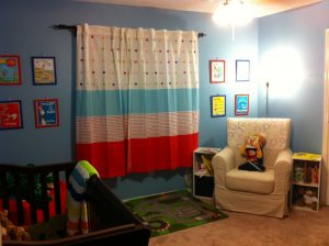 Children's Curtains For Girls and Boys Bedrooms