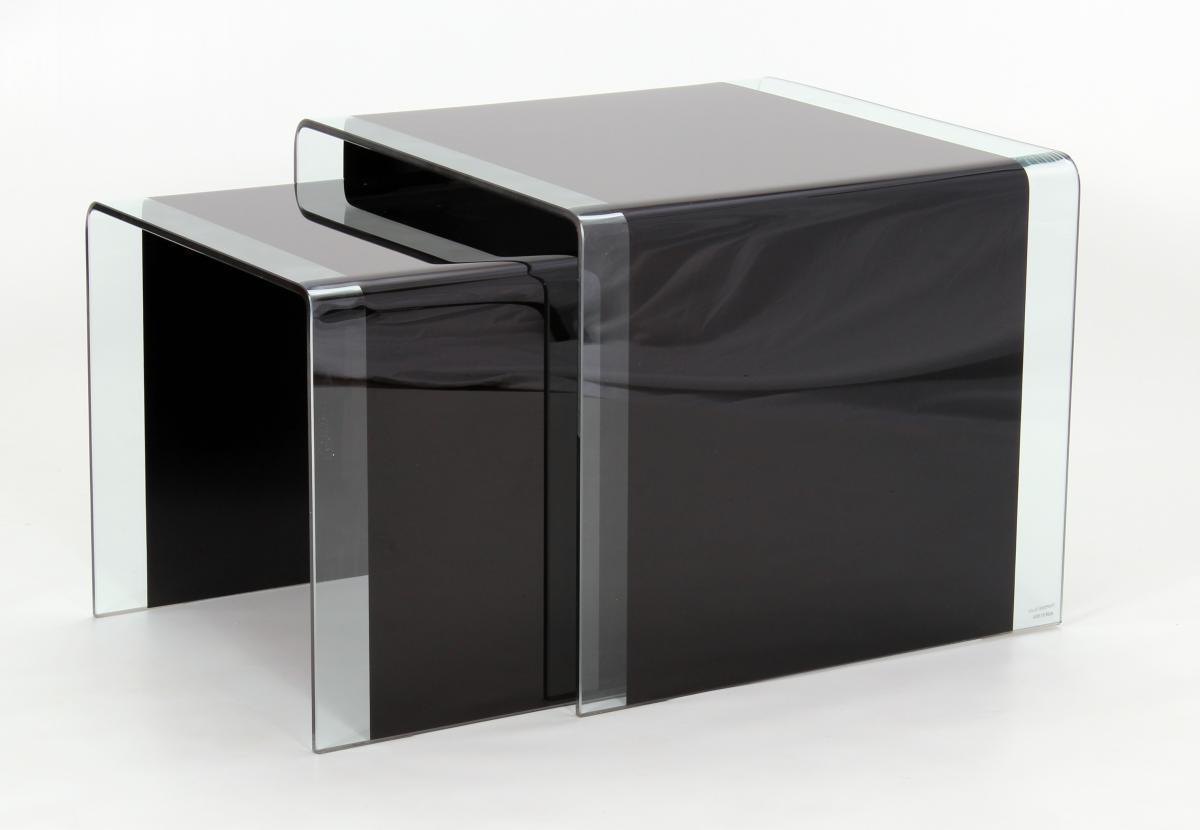 Top 10 Best Black Glass Nest Of Tables