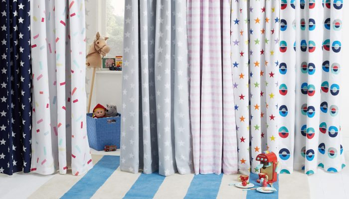 Children's Blackout Curtains