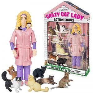 Top 10 Crazy Cat Action Figures