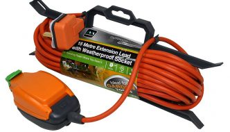 Outdoor Extension Leads