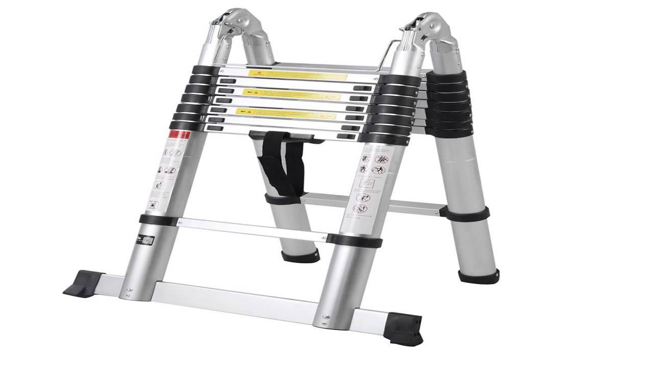 Best 3.8M Telescopic Ladders