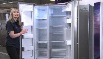Samsung American Style Fridge Freezers