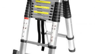 2.9M Telescopic Ladders