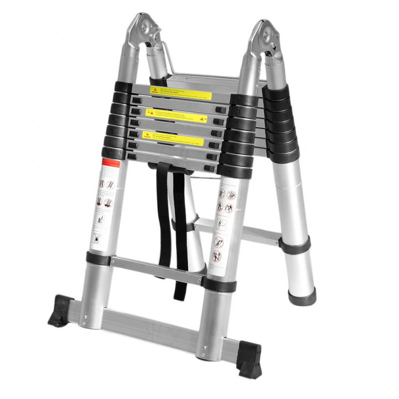 2.9m telescopic ladders