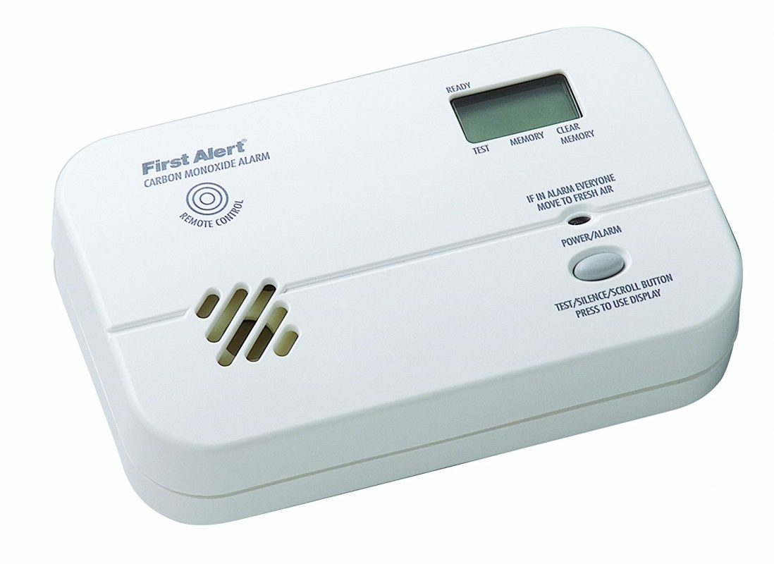 First Alert Carbon Monoxide Alarms