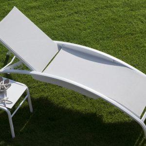 Plastic Sun Loungers