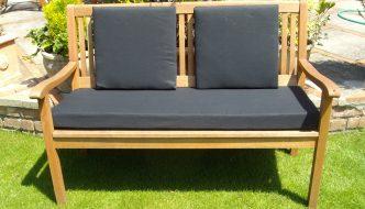 garden bench pad cushions