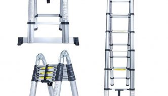 Keraiz Telescopic Ladders