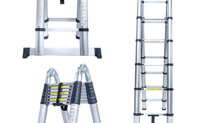 keraiz telescopic ladder