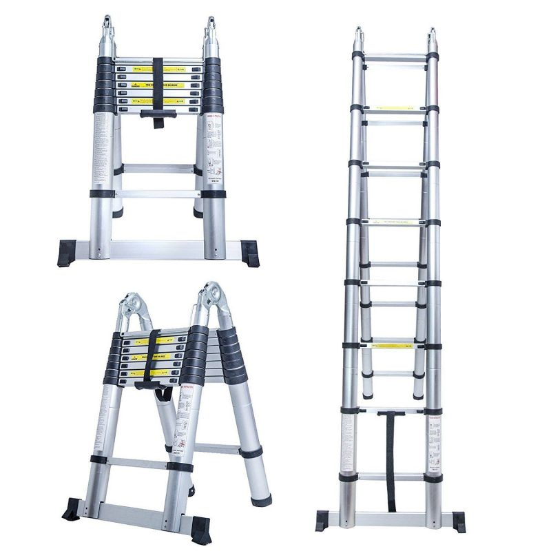 Keraiz Telescopic Ladders