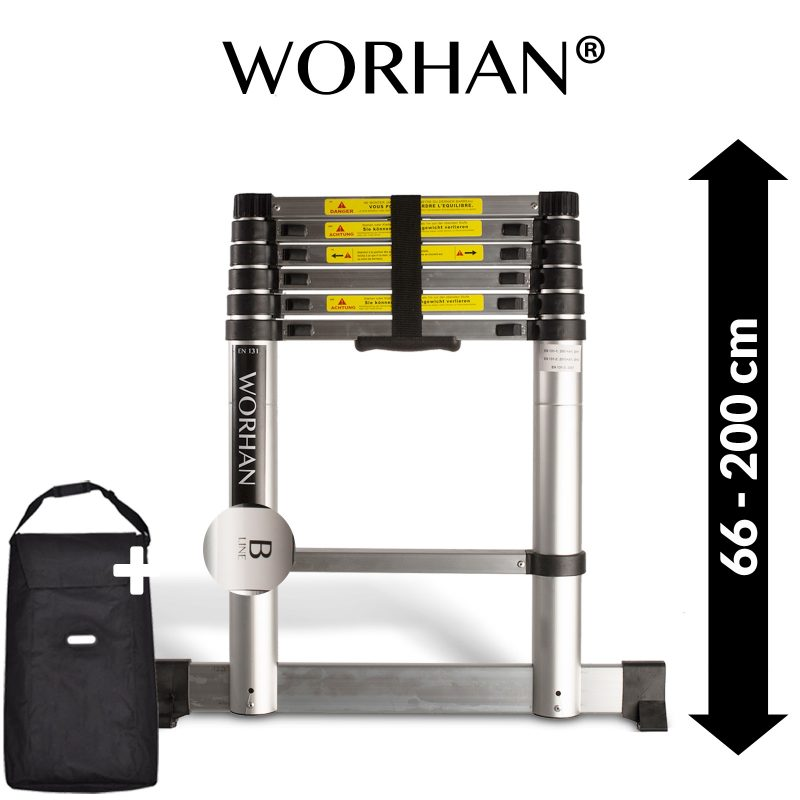 Worhan Telescopic Ladders