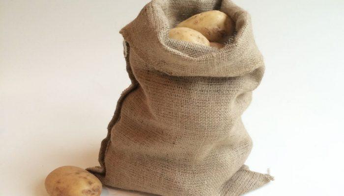 potato storage bags