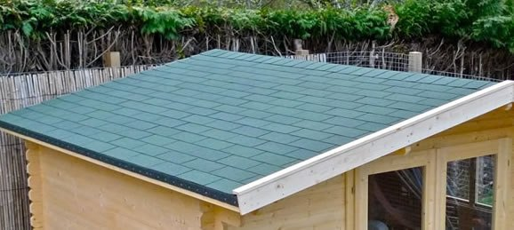 summer house roofing