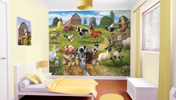 childrens wallmurals