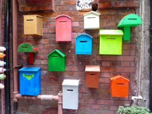 Internal And External Post Boxes For Houses