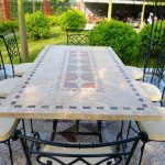 Mosaic Garden Table Reviews