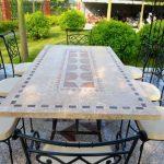 Mosaic Garden Table Reviews