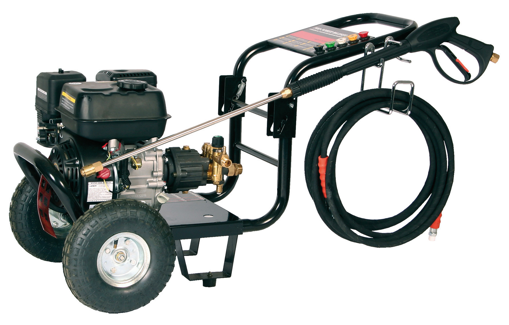 Best Petrol Pressure Washer Reviews
